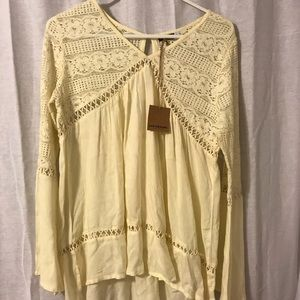 Earthbound blouse
